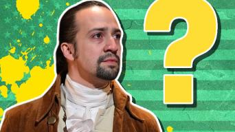 Hamilton Lyrics Quiz