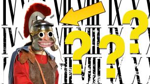 Roman Numerals Quiz