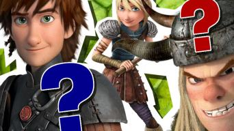 Which How To Train Your Dragon Character Are You?