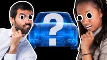 Car Personality quiz