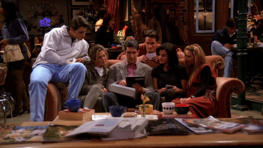 Friends Screenshot
